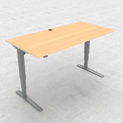 Steh-/Sitz-Schreibtisch 501-43