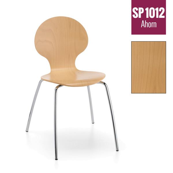 Holzschalenstuhl SP 1012