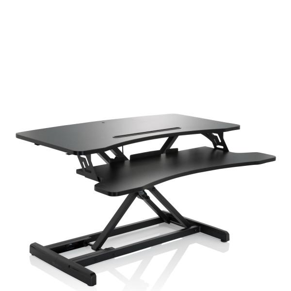 Sitz-Steh-Schreibtischaufsatz VMSA